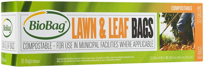 BioBag Lawn and Leaf Bags