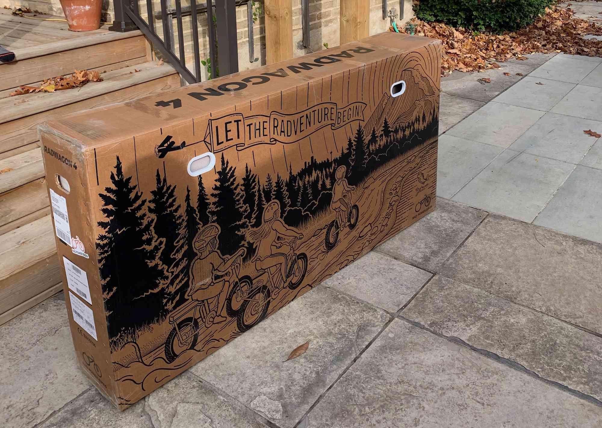 RadWagon box
