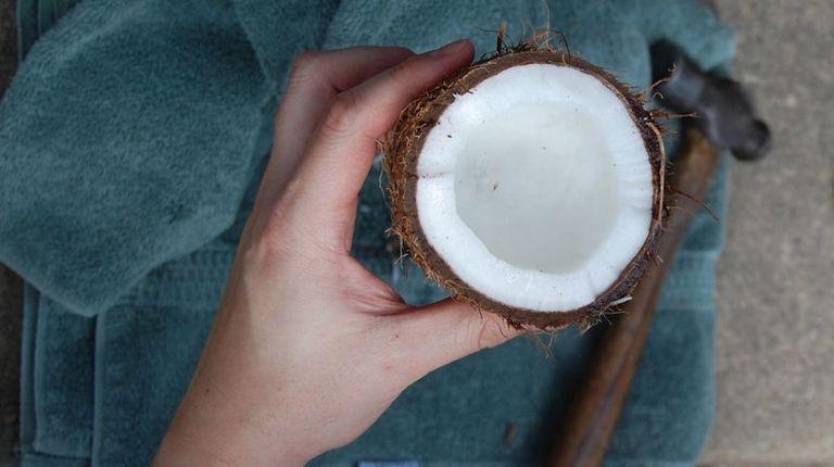 12 usos del aceite de coco en su cuerpo y en la casa