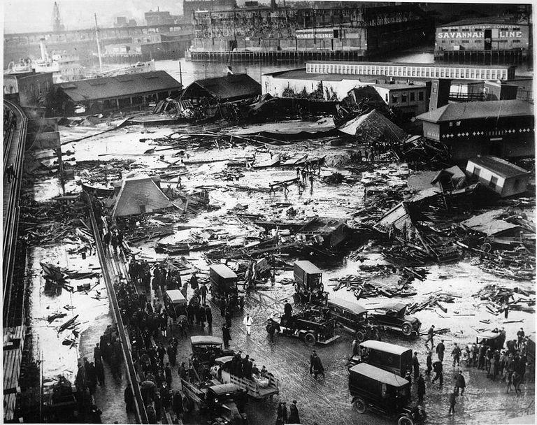 Great Boston Molasses Disaster