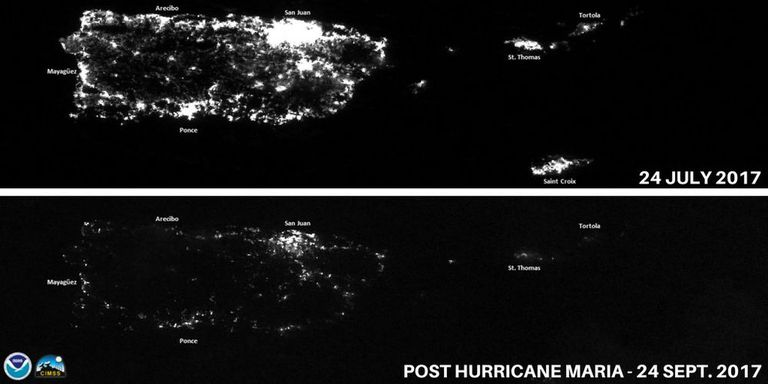 Tesla envía baterías Powerwall a Puerto Rico