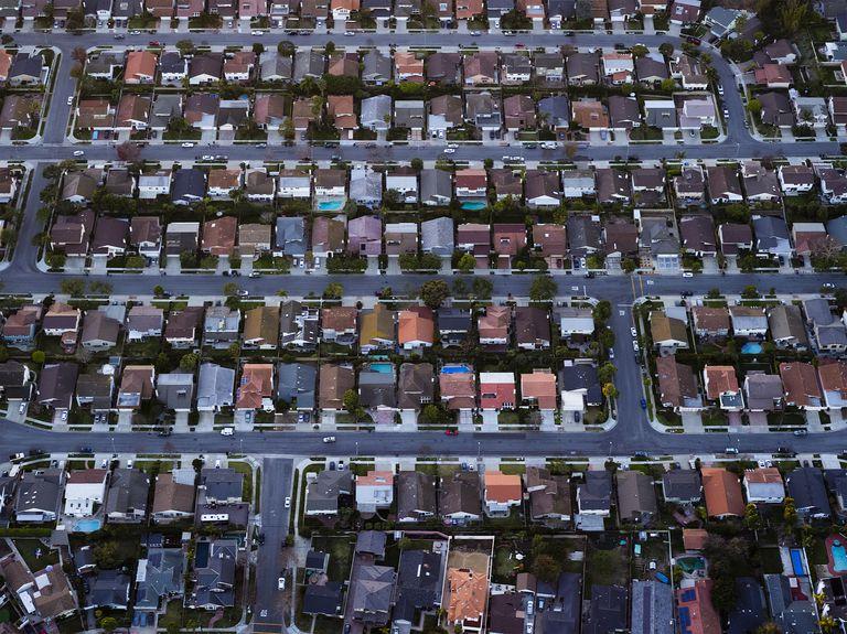 Los Angeles, residential housing