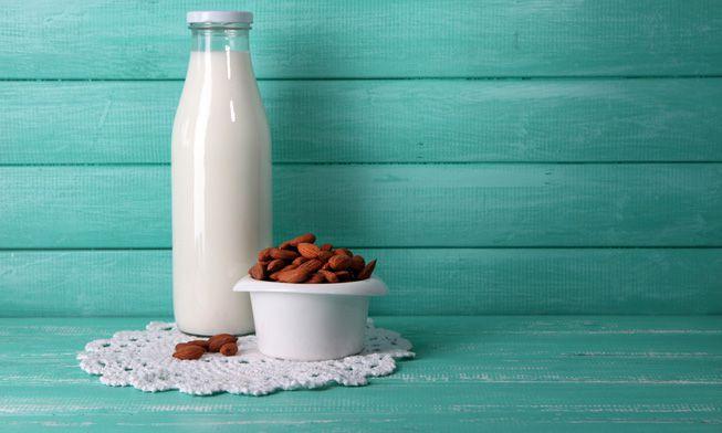 Si no proviene de un animal, ¿es leche?