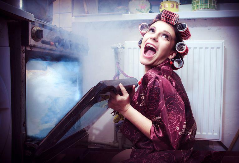 10 peligros en la cocina y cómo evitarlos