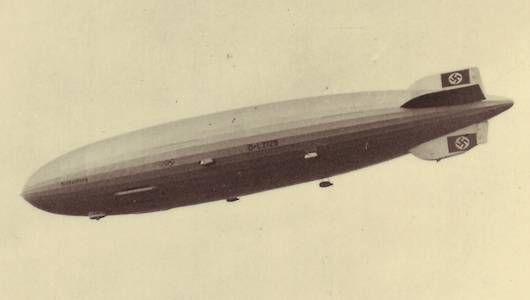 La estática puede haber causado el desastre de Hindenburg