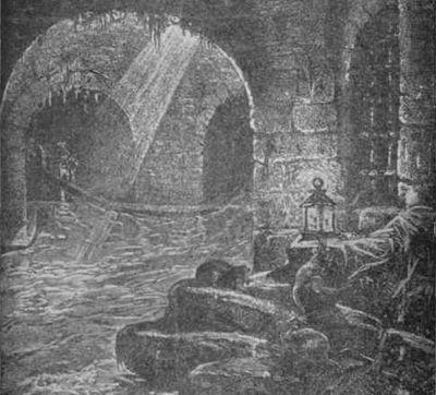 paris sewer image