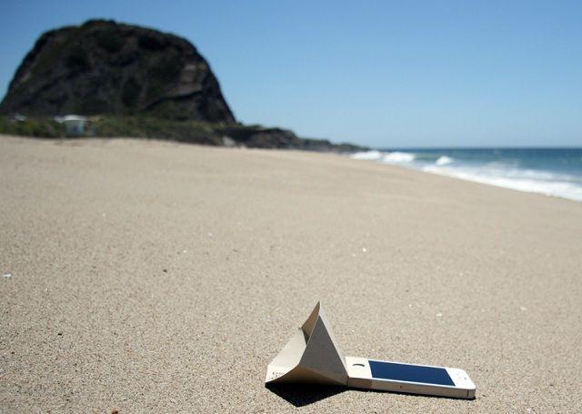 eco-amp david legrand iphone speaker