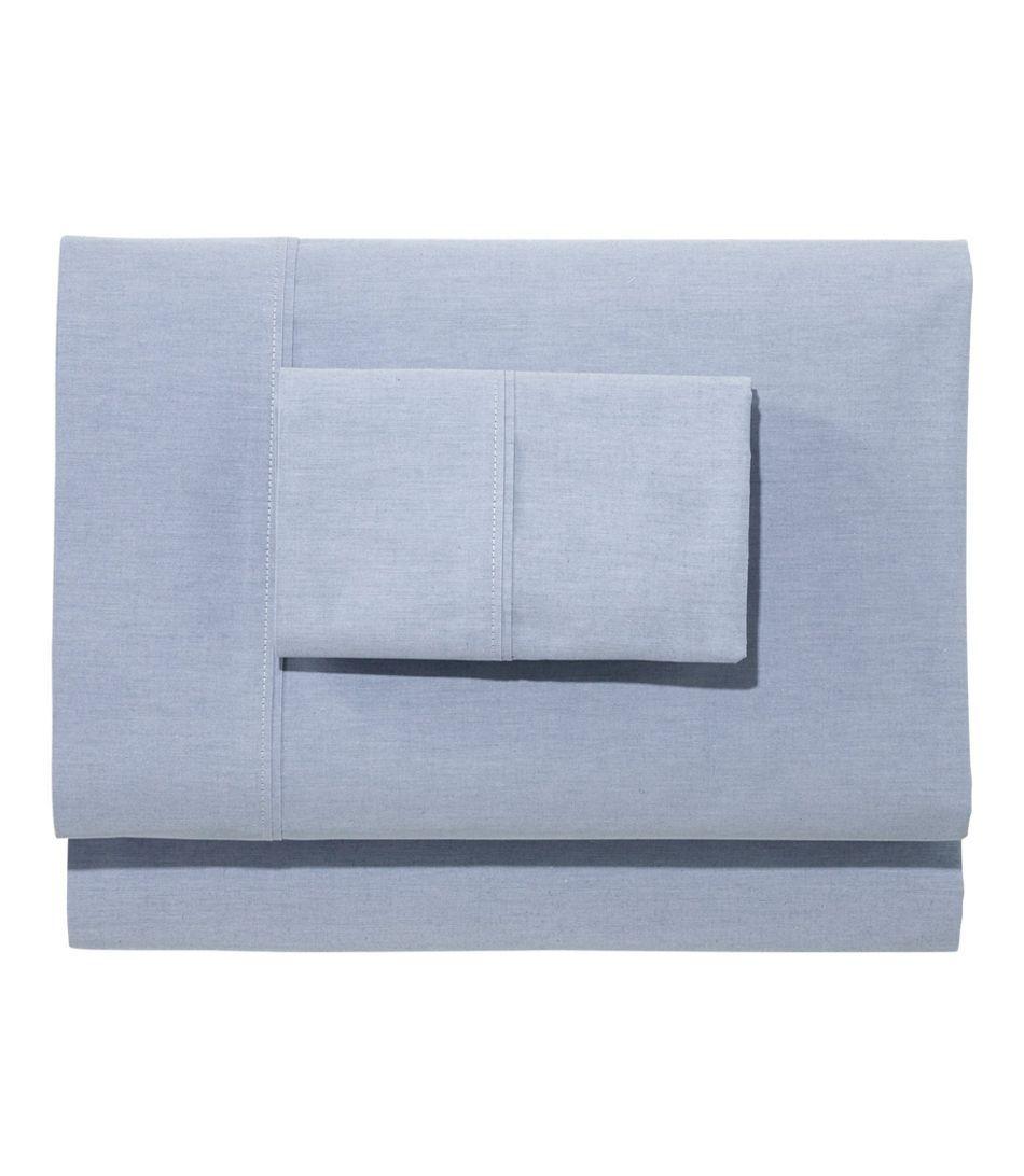 L.L. Bean Organic Cotton Percale Sheet Collection