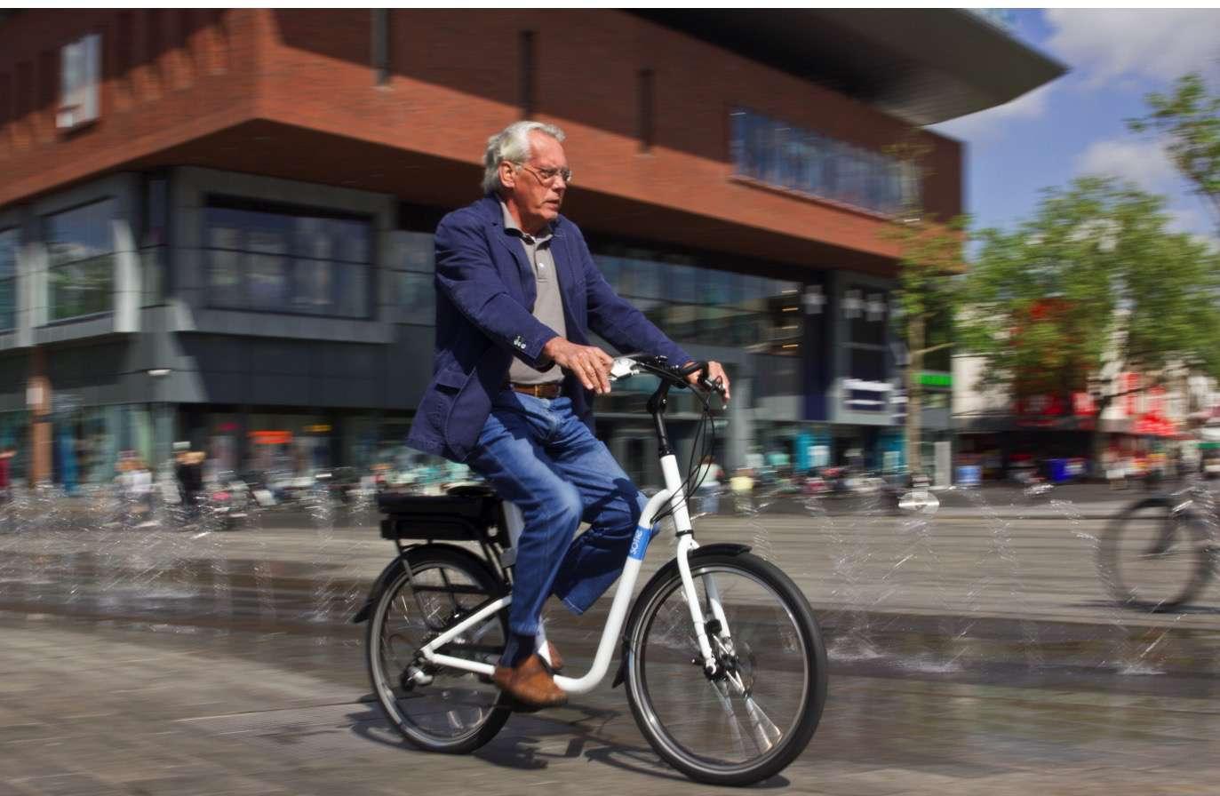 bike for older riders