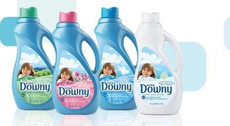 downy bottles image