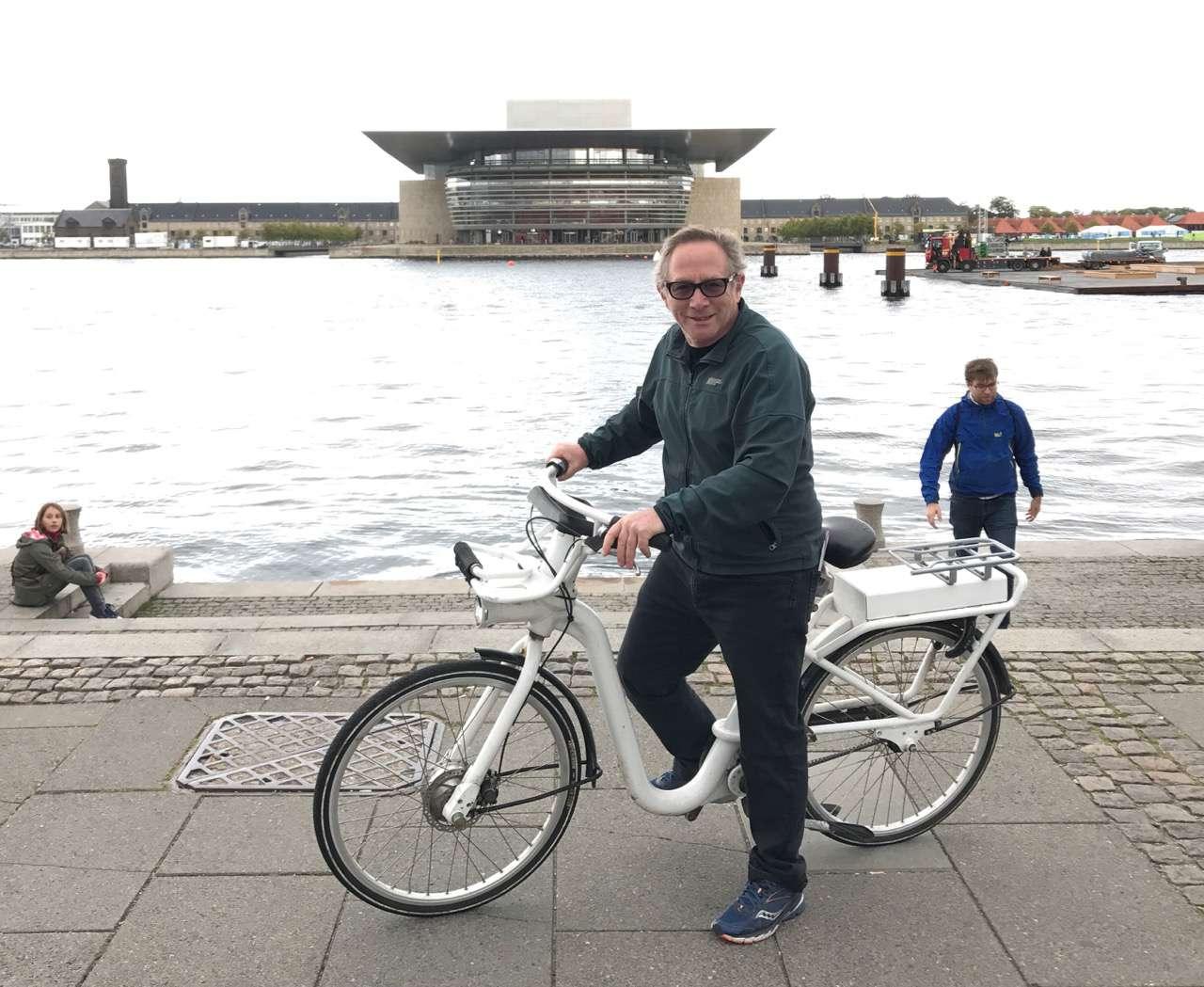 Lloyd Alter in Copenhagen