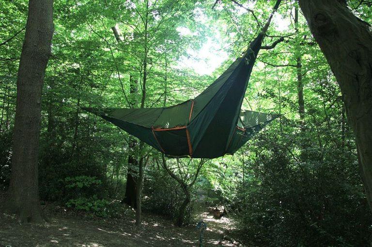 tentsile tent hamock portable tree house