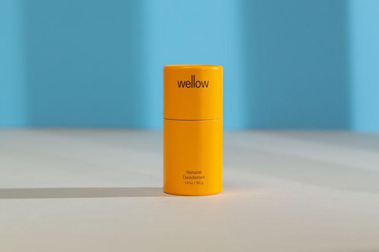 Wellow deodorant