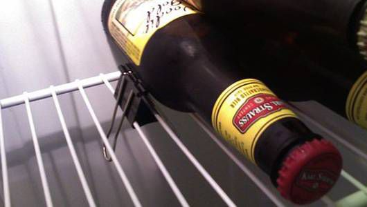 fridge organizer binder clip
