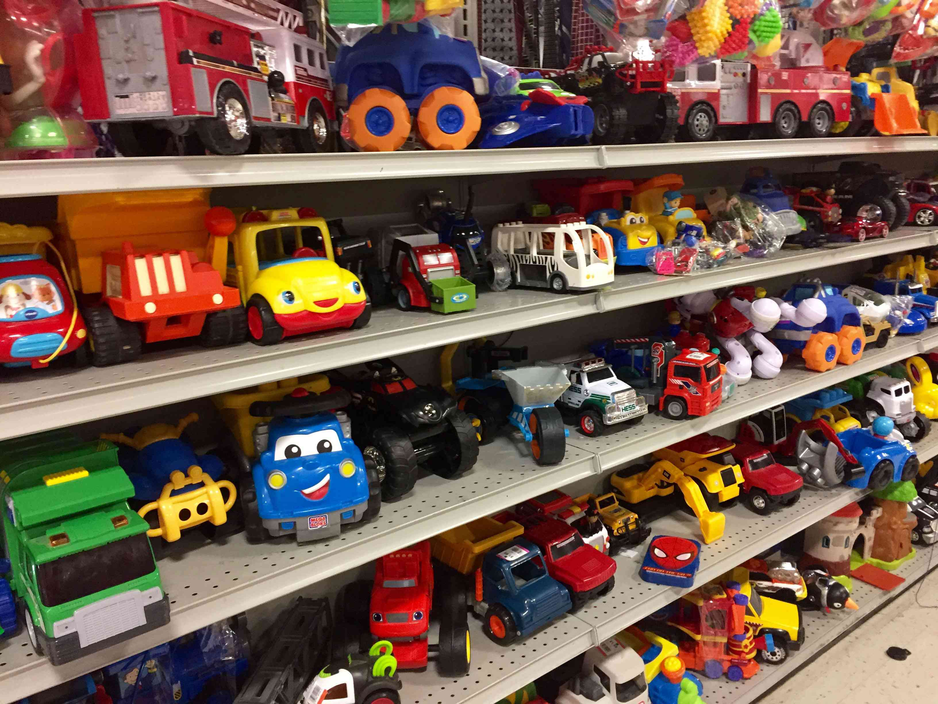 toys thrift store