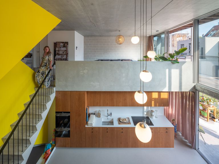 Three Generation House by BETA interior