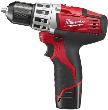 milwaukee12v drill photo