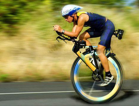 PhotoShopped Unicycle Racer photo