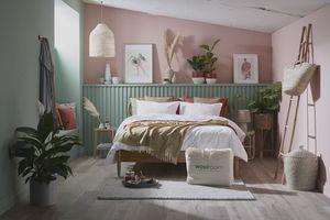 Woolroom bedroom view