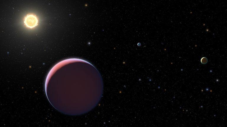 Los científicos desentrañan los misterios de los planetas 'Algodón de azúcar'