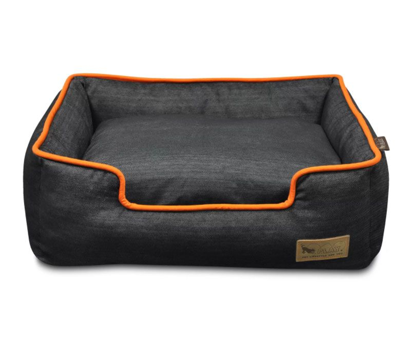 P.L.A.Y. Denim Lounge Pet Bed