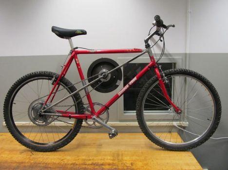 max flywheel bike image