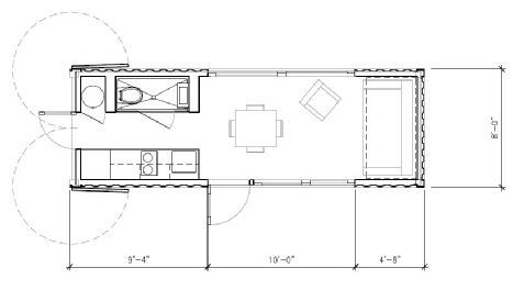plan of unit