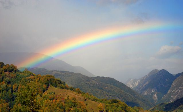 11 Stunning Images of Rainbows and Their Less-Famous Cousins