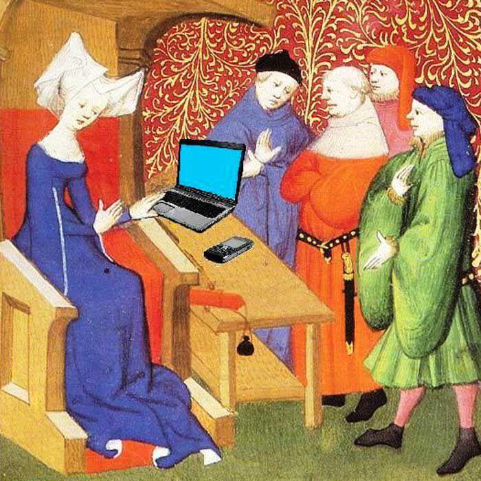 6 cosas importantes que se inventaron durante la Edad Media