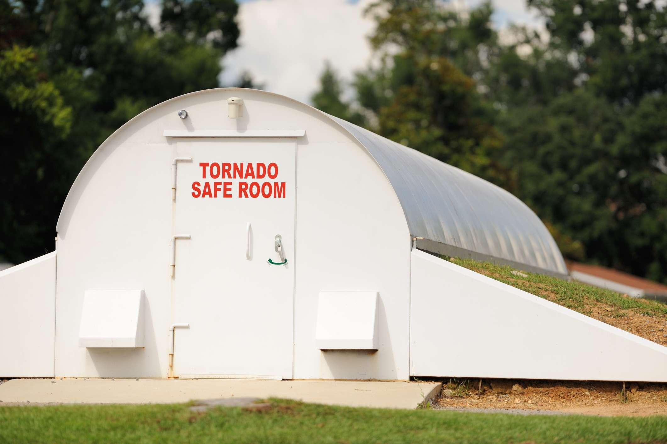 Tornado safe room version 2
