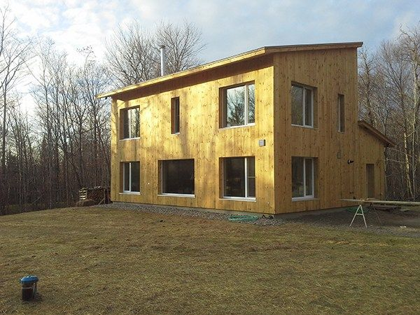 Super-Insulated and Passive Homes Laugh at the Polar Vortex