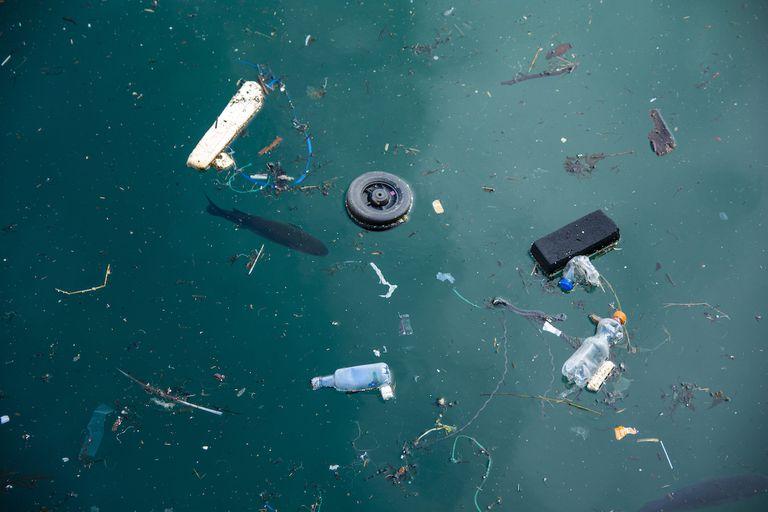 Plastic Pollution Ocean