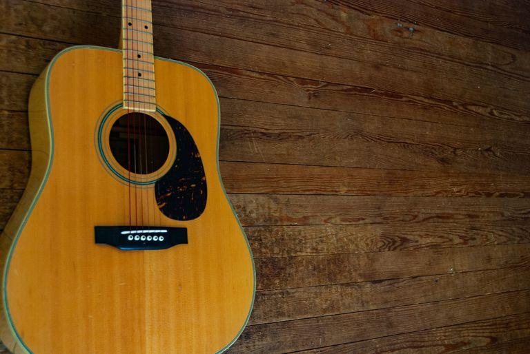 Martin y otros fabricantes de guitarras se vuelven ecológicos