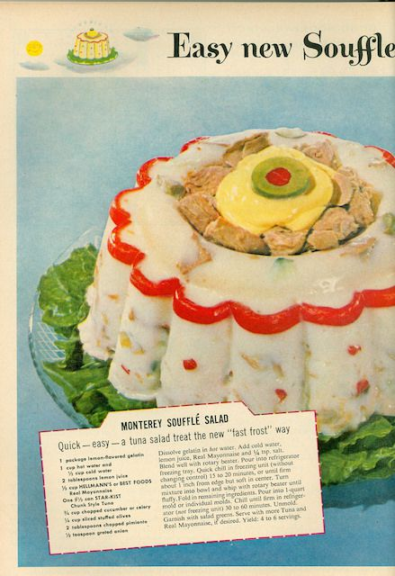 monterey souffle salad