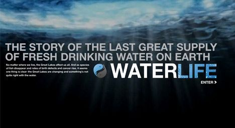 waterlife documentary explores the great lakes water supply
