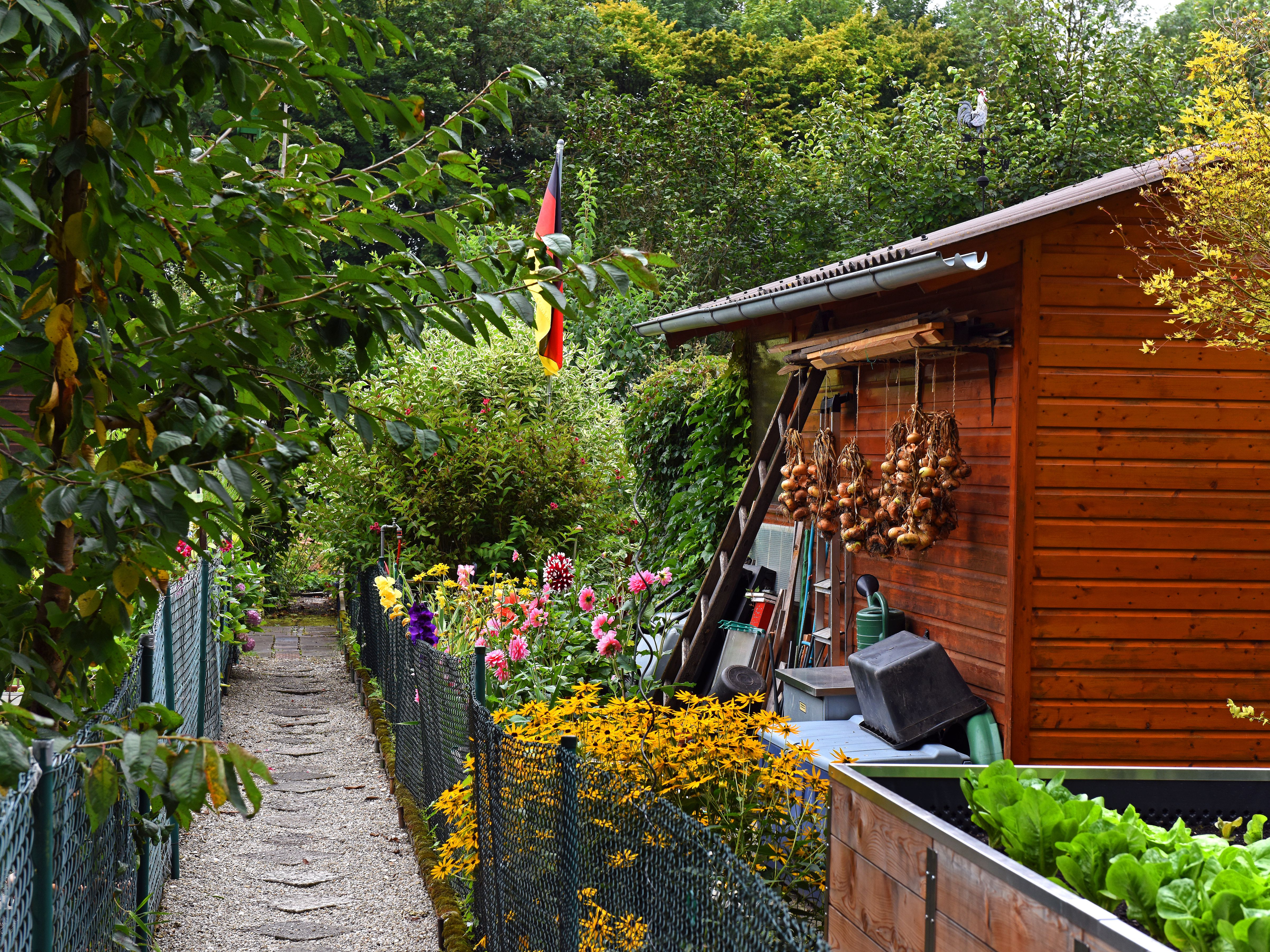 Why Germany S Little Gardens Are A Way Of Life