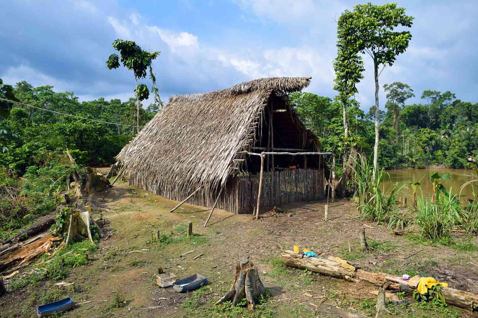 Waorani community