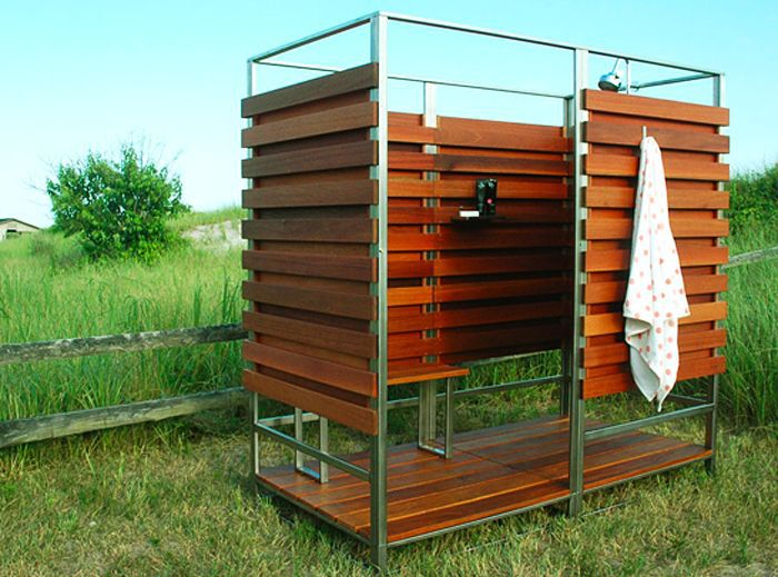 Oborain Prefab Outdoor Shower