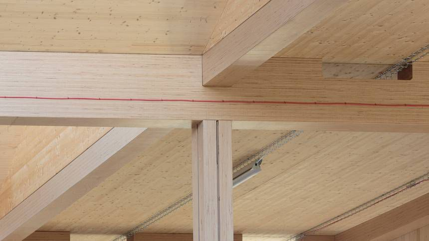 beam and slab detail