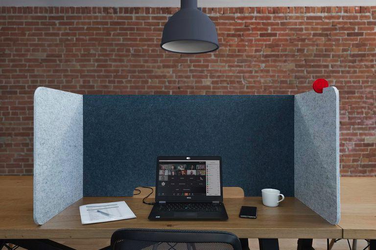 deskPET setup