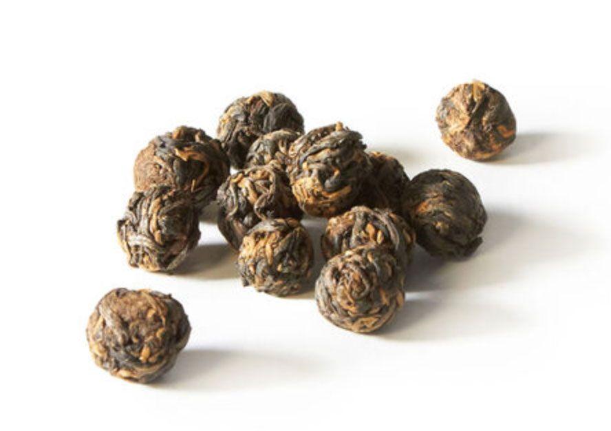 organic jasmine tea pearls