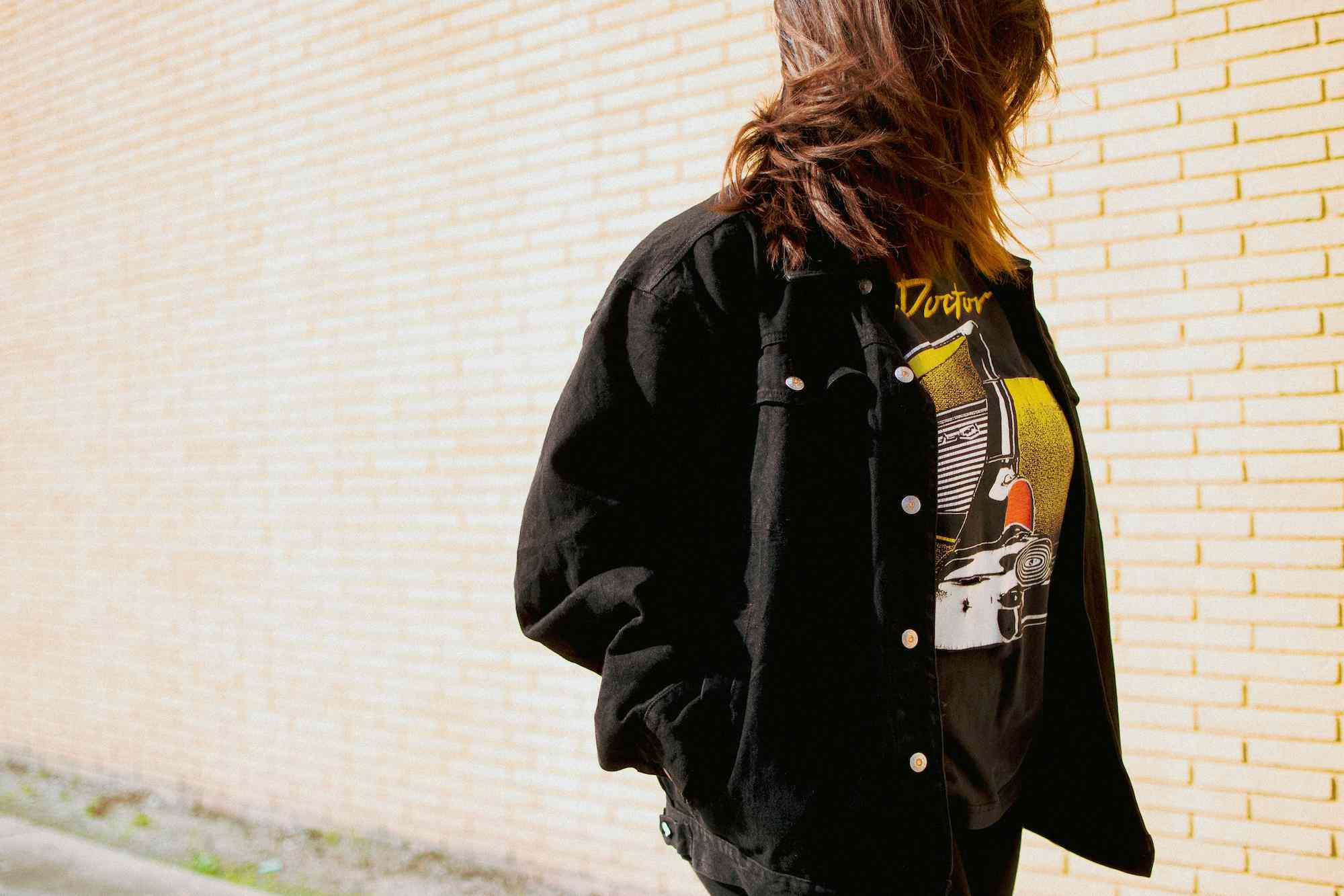 Nordstrom x Goodfair black jacket