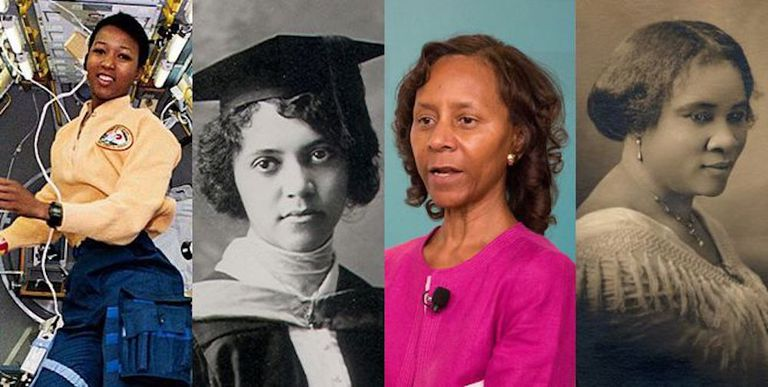 8 Pioneering Black Women in Science, Technology, and Medicine