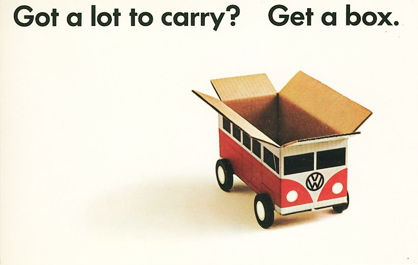 Got lots to carry? get a box!