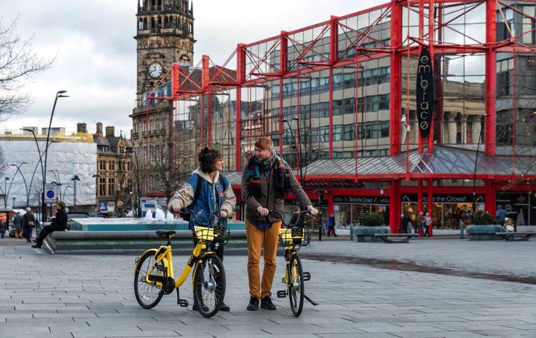 Ofo demuestra que los esquemas de alquiler de bicicletas no tienen que convertirse en una tragedia de los bienes comunes