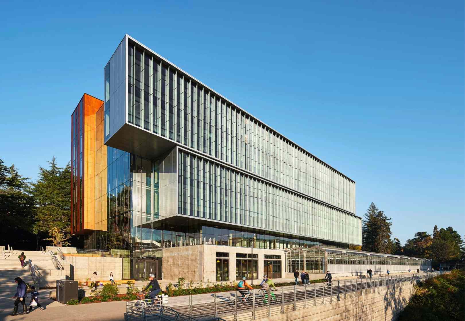 University of Washington, Life Sciences Building