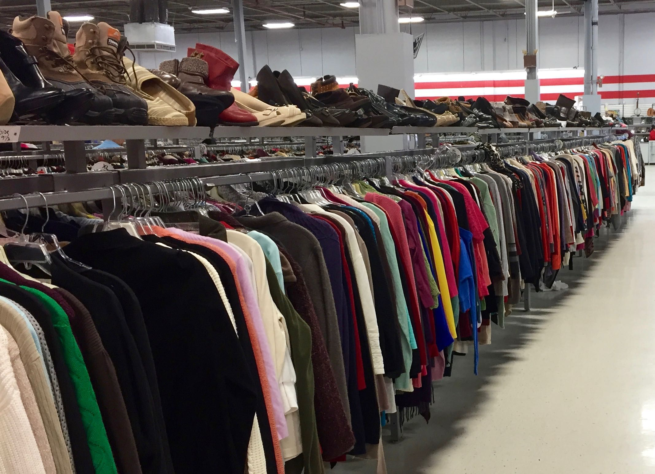Everyone is 'tidying up.' Are thrift stores bursting at the seams?