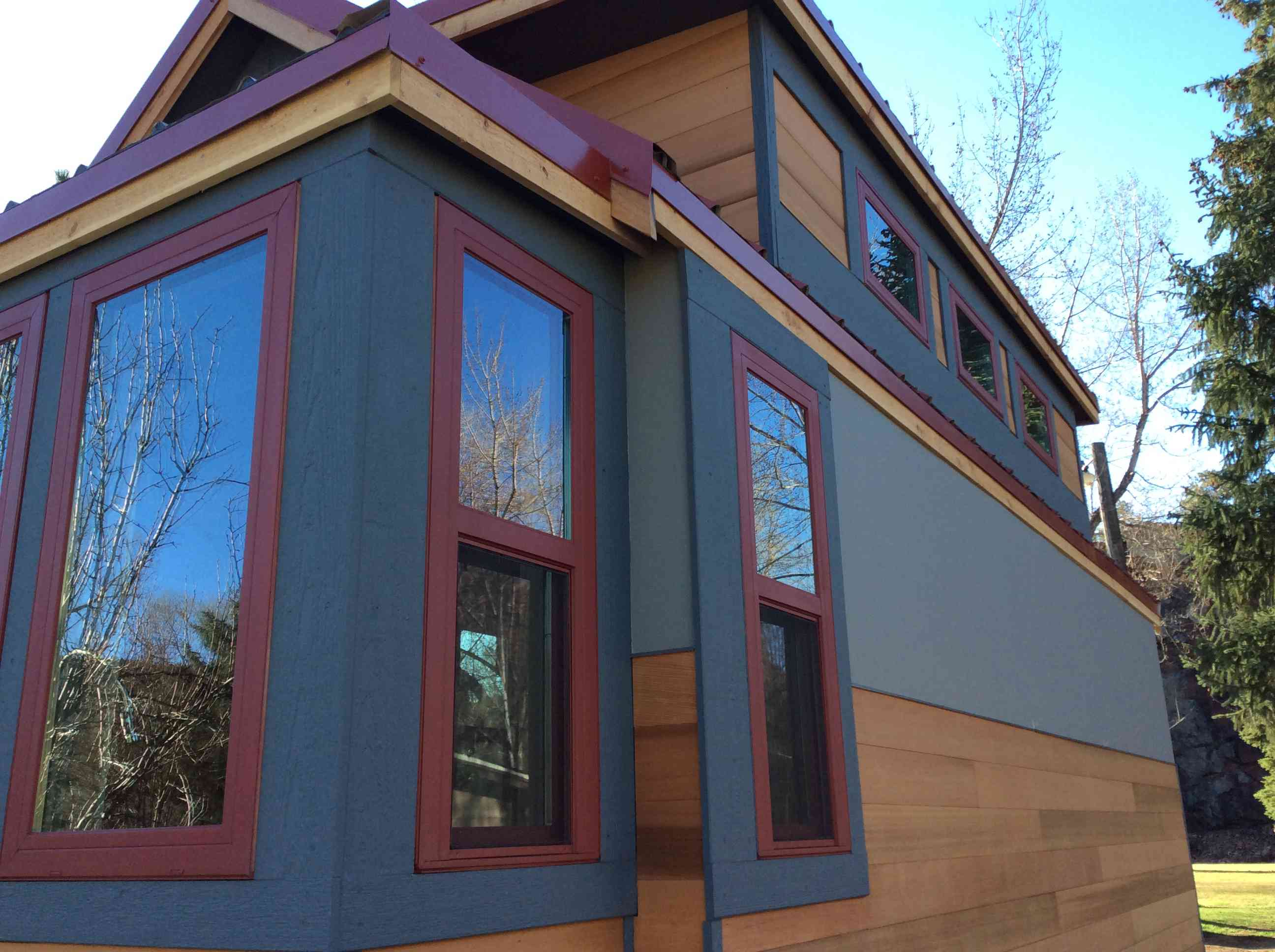 Sprout tiny home