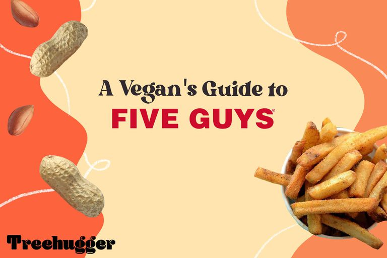 five guys vegan