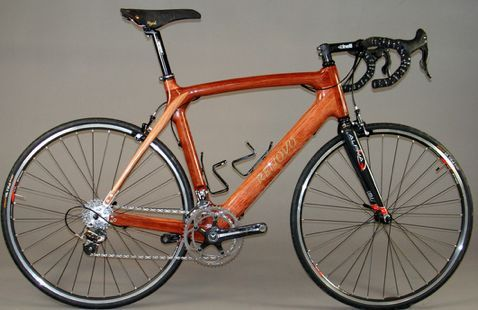 Renovo Wooden Bike photo